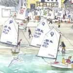 Optimist Dinghy Sailing - More Messing About In Boats