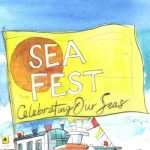 Sketching Seafest 2017: Celebrating Our Seas in Ink and Watercolour