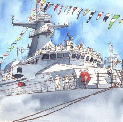 SeaFest 2018: Sketching An Event Right First Time