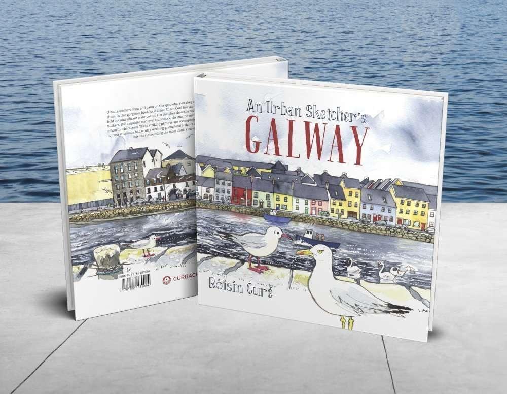 Book: An Urban Sketcher's Galway